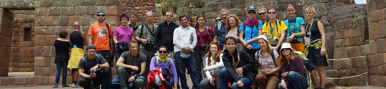 Amigos Andean Hiking EIRL en Pisaca.
