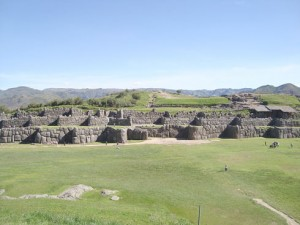 Fortaleza Inca de Sacsayhuaman